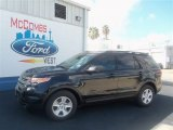 2013 Tuxedo Black Metallic Ford Explorer FWD #68468985