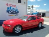 2013 Race Red Ford Mustang V6 Coupe #68468983
