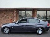 2006 Sparkling Graphite Metallic BMW 3 Series 325i Sedan #6833883