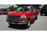 1996 Ford F250 XLT Extended Cab Data, Info and Specs
