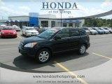 2008 Nighthawk Black Pearl Honda CR-V EX-L #68469282
