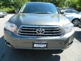 2010 Cypress Green Pearl Toyota Highlander Limited 4WD #68469278