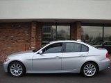 2006 Titanium Silver Metallic BMW 3 Series 330xi Sedan #6833877