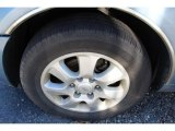 Hyundai Entourage 2007 Wheels and Tires