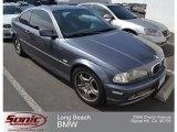 2002 Steel Grey Metallic BMW 3 Series 330i Coupe #68469230