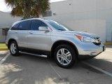 2011 Alabaster Silver Metallic Honda CR-V EX-L #68469547