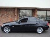 2007 Black Sapphire Metallic BMW 3 Series 328xi Sedan #6833878