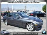 2012 Mineral Grey Metallic BMW 3 Series 328i Sedan #68469219