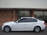 2007 Alpine White BMW 3 Series 328xi Sedan #6833885