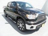 2012 Black Toyota Tundra Texas Edition CrewMax #68469182