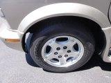 2004 Chevrolet Astro LT AWD Passenger Van Wheel