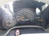 2004 Chevrolet Astro LT AWD Passenger Van Gauges