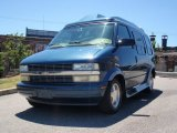 2002 Medium Cadet Blue Metallic Chevrolet Astro LS Conversion Van #68469498