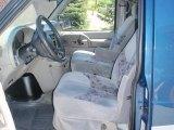 2002 Chevrolet Astro LS Conversion Van Medium Gray Interior