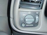2002 Chevrolet Astro LS Conversion Van Controls