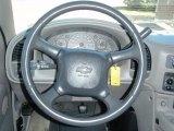 2002 Chevrolet Astro LS Conversion Van Steering Wheel