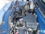 2002 Chevrolet Astro LS Conversion Van 4.3 Liter OHV 12-Valve V6 Engine