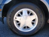 2002 Chevrolet Astro LS Conversion Van Wheel