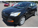 2013 Tuxedo Black Metallic Ford Escape S #68469436