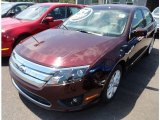2012 Bordeaux Reserve Metallic Ford Fusion SE #68469432
