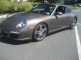2009 Porsche 911 Brown Paint to Sample