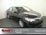 2012 Attitude Black Metallic Toyota Camry L #68469387