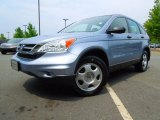 2011 Glacier Blue Metallic Honda CR-V LX #68523302