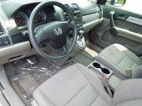 2011 Honda CR-V LX Gray Interior