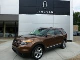 2011 Golden Bronze Metallic Ford Explorer Limited 4WD #68522997