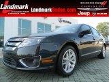 2010 Tuxedo Black Metallic Ford Fusion SEL #68522992