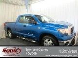 2007 Blue Streak Metallic Toyota Tundra SR5 TRD Double Cab #68523280