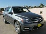 2012 Sapphire Grey Metallic Mercedes-Benz GLK 350 #68522972