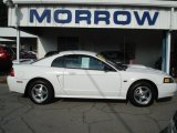 2003 Oxford White Ford Mustang V6 Coupe #68522959