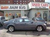 2008 Dark Gray Metallic Chevrolet Malibu LT Sedan #6832954
