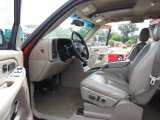 2005 Chevrolet Silverado 1500 Z71 Extended Cab 4x4 Tan Interior