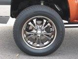 2005 Chevrolet Silverado 1500 Z71 Extended Cab 4x4 Custom Wheels