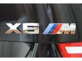 BMW X6 M 2010 Badges and Logos
