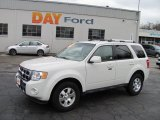 2009 White Suede Ford Escape Limited V6 4WD #68522936