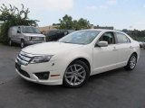 2011 White Suede Ford Fusion SEL #68522928