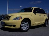 2007 Pastel Yellow Chrysler PT Cruiser Touring #6830884