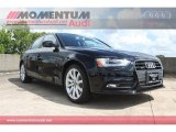 2013 Brilliant Black Audi A4 2.0T quattro Sedan #68523515