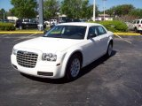 2008 Stone White Chrysler 300 LX #6833339