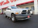 2009 Bright Silver Metallic Dodge Ram 1500 ST Crew Cab #68522905