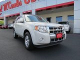 2009 White Suede Ford Escape Limited #68522903