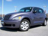 2007 Opal Gray Metallic Chrysler PT Cruiser  #6830885