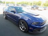 2013 Ford Mustang Roush Stage 1 Coupe Data, Info and Specs