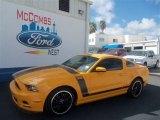 2013 School Bus Yellow Ford Mustang Boss 302 #68522892