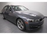 2012 Mineral Grey Metallic BMW 3 Series 328i Sedan #68523233