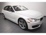 2012 Mineral White Metallic BMW 3 Series 328i Sedan #68523232