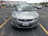 2013 Titanium Gray Metallic Hyundai Elantra Limited #68522888